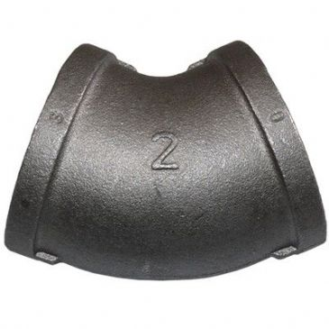 "MALL IRON 45 DEG ELBOW 2"" BSP F/F"